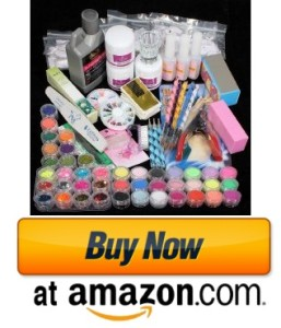 Best acrylic nails starter kit
