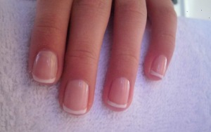 take care of nails ater acrylics